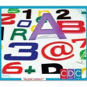 acrylic-letters